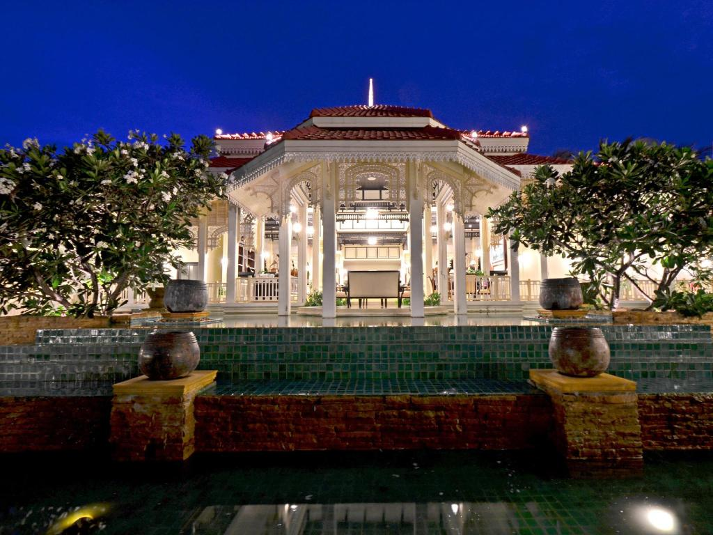 Lobby Wora Bura Hua Hin Resort & Spa