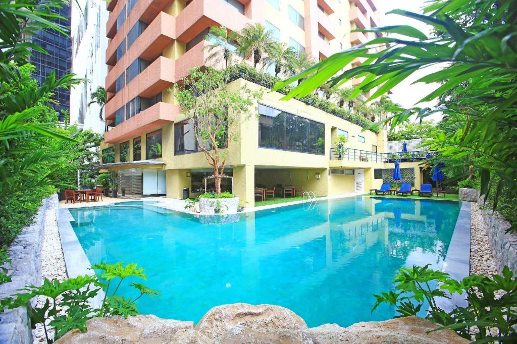 Siri Sathorn Hotel In Bangkok Room Deals Photos Reviews
