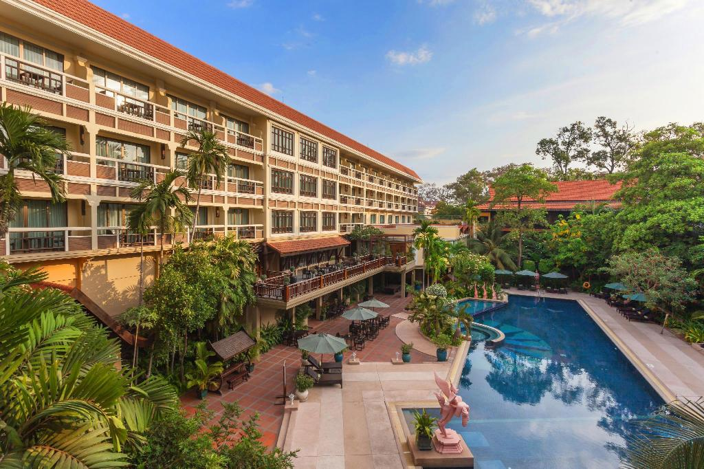 More about Prince d'Angkor Hotel & Spa