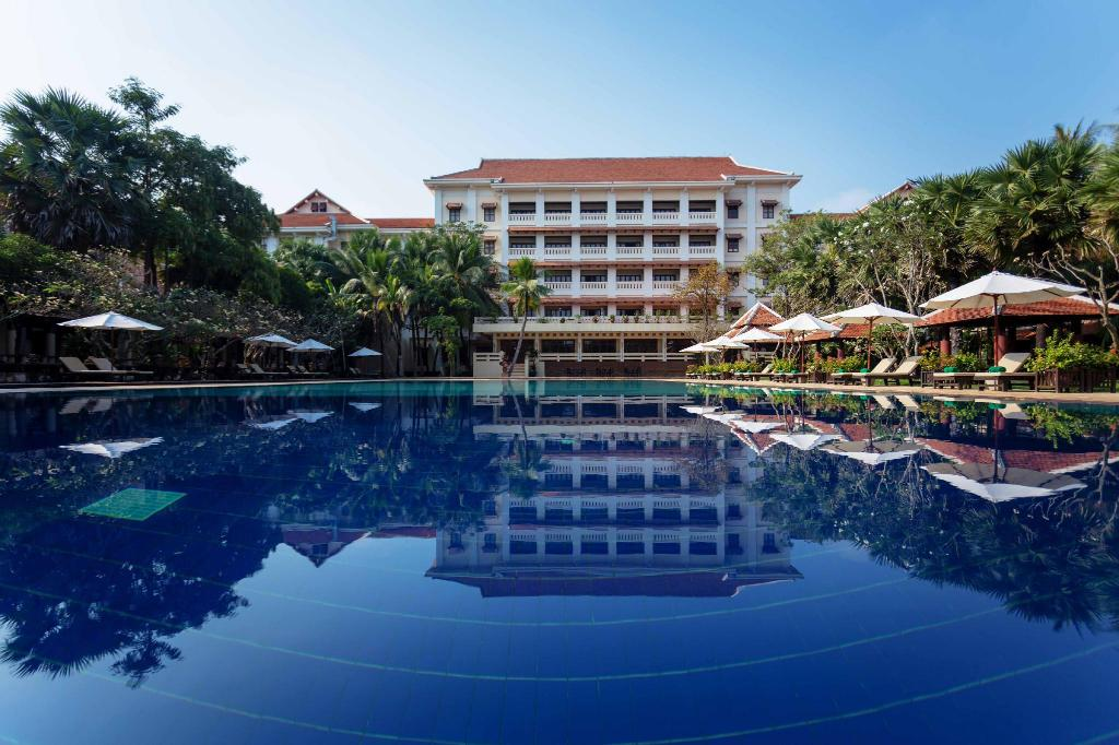 吴哥皇家度假村 (Royal Angkor Resort & SPA)