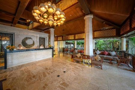 Lobby Centara Grand Beach Resort & Villas Krabi