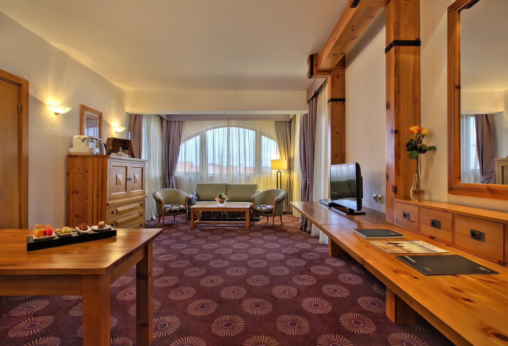 班 斯 克 本 斯 克 大 竞 技 场 凯 宾 斯 基 酒 店 (Kempinski Hotel Grand Arena