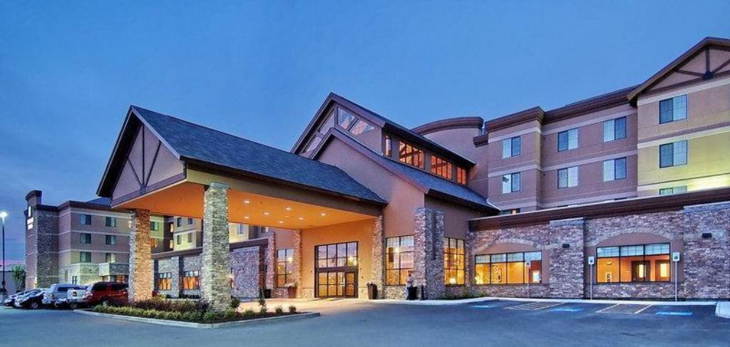 Embassy Suites Anchorage Hotel