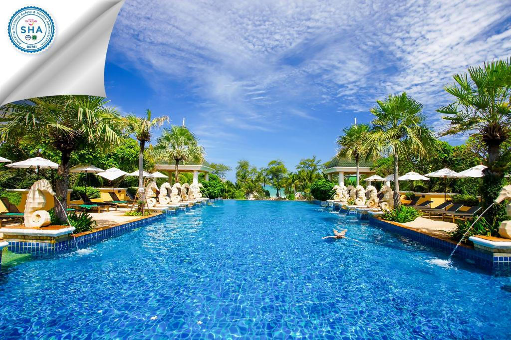 Phuket Graceland Resort & Spa (SHA Certified)