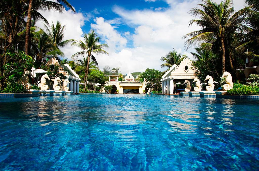 utomhuspool Phuket Graceland Resort & Spa
