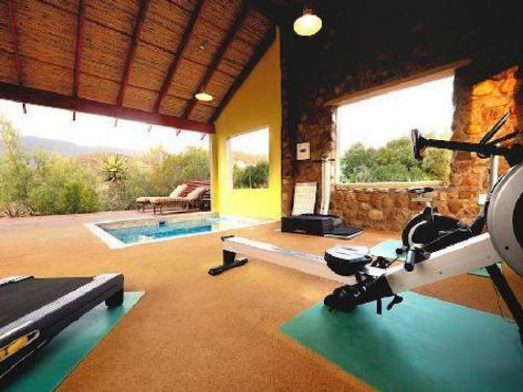 fitness centrum Mymering Guest House