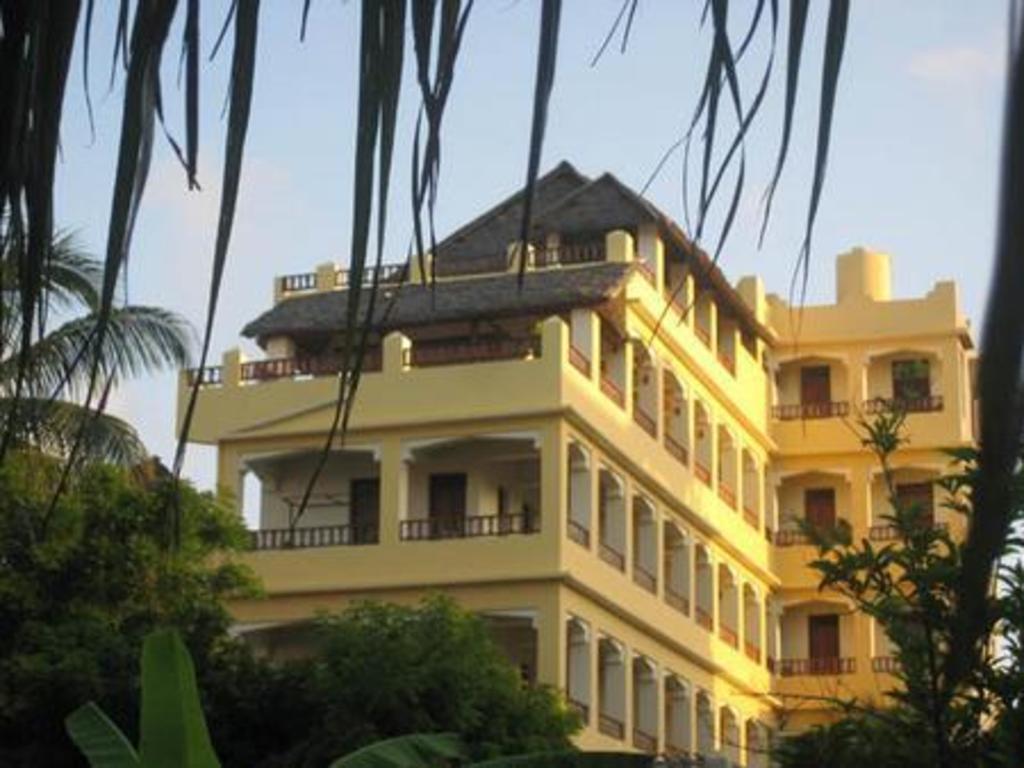 Msafini Hotel shella lamu