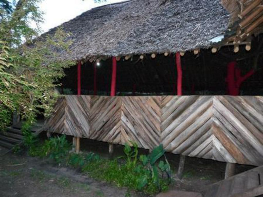 Exterior view Enchoro Wildlife Camp Masai Mara