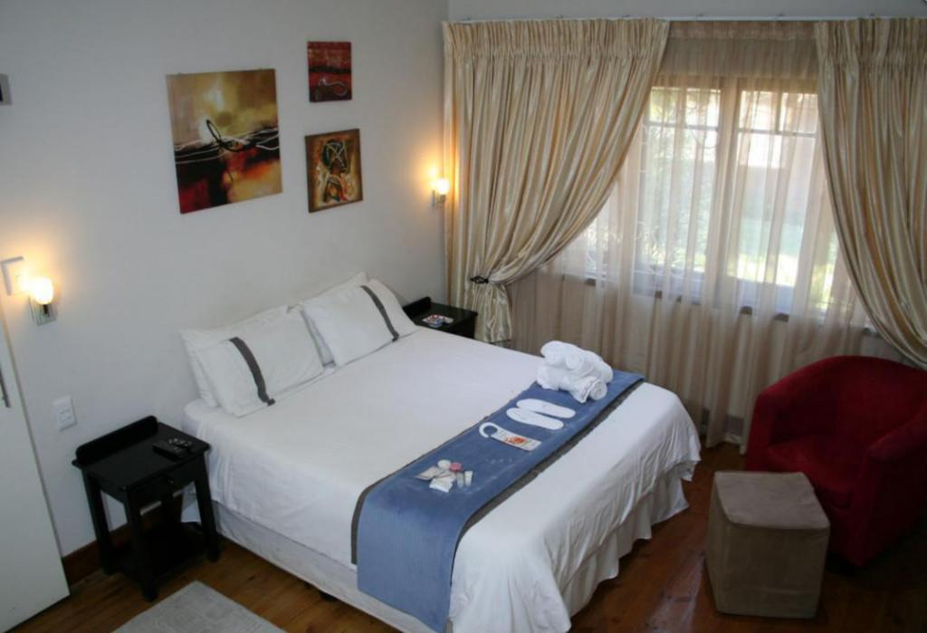 Standard Doppel Thembelihle Guest House