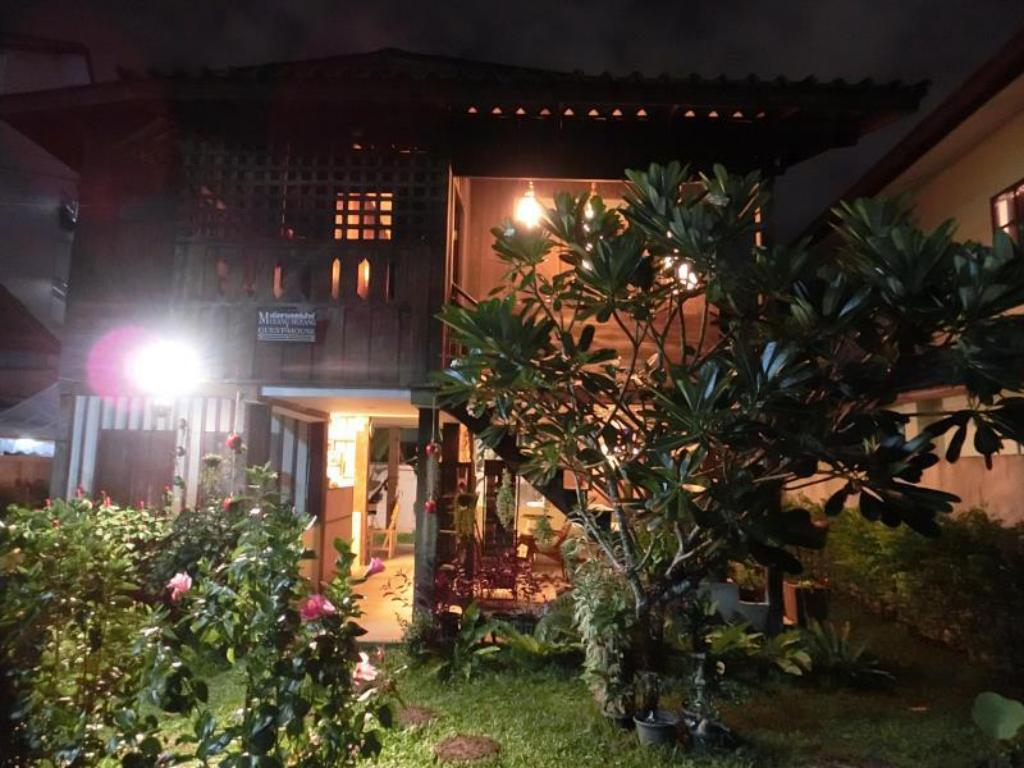 Интерьер Mueang Mueang Guesthouse