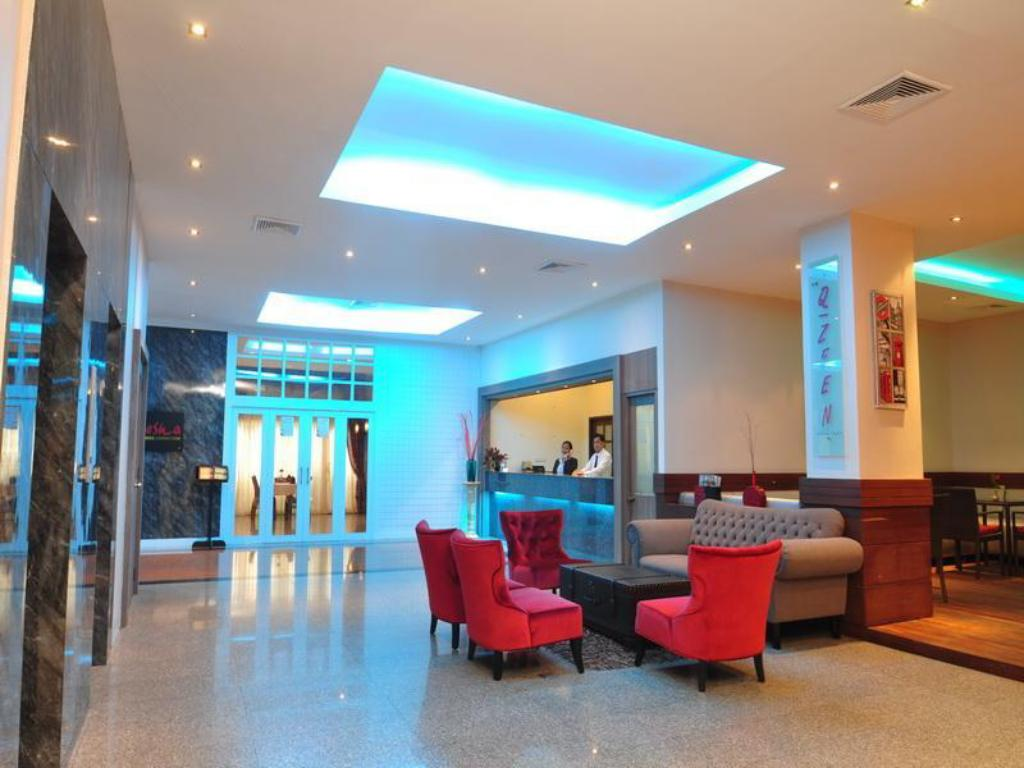 Lobby The Euro Grande Serviced Apartment