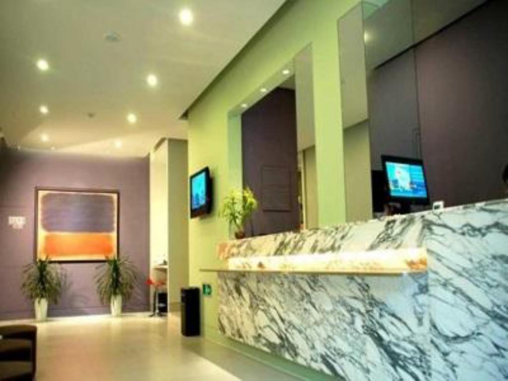 Reception Bestay Hotel Express Ningbo South Railway Station
