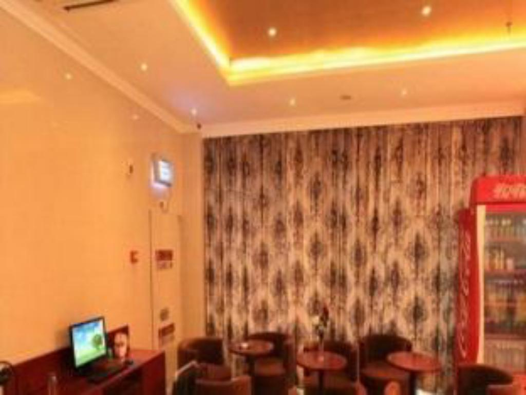 Hotellet indefra GreenTree Inn xinghua Middle Yingwu Road Express Hotel