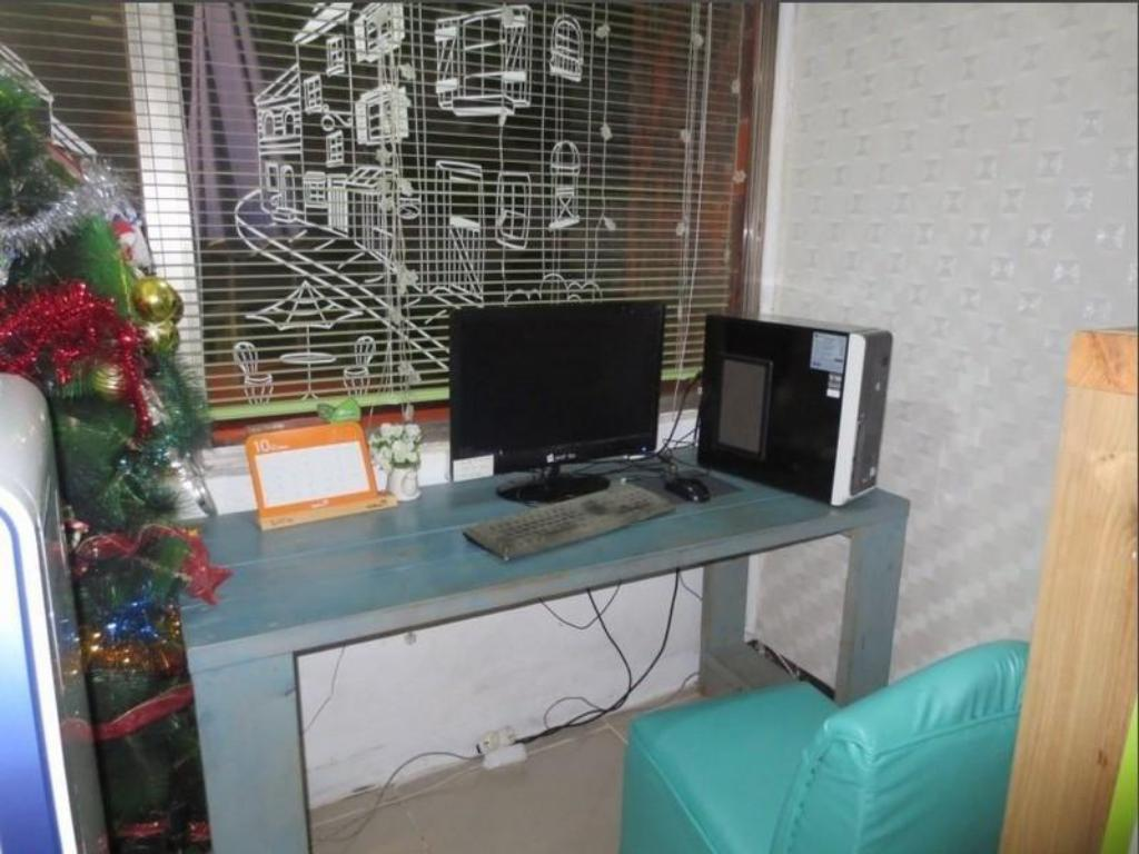 Фитнес-центр Jeju Green Guesthouse