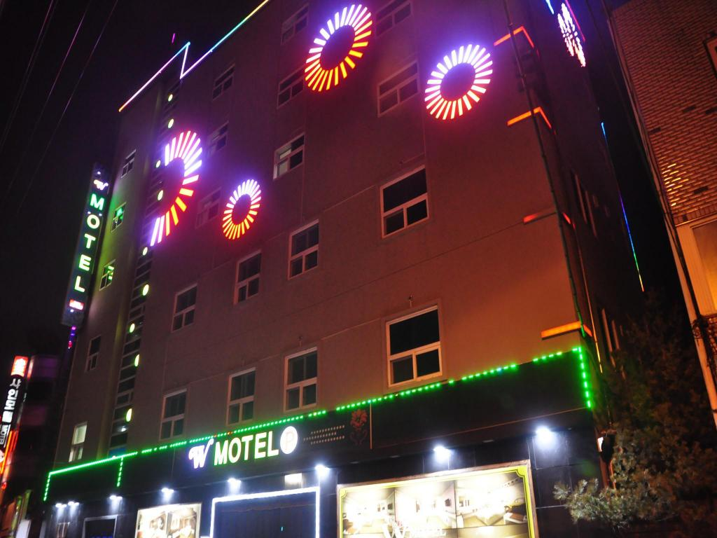 More about W Motel Andong