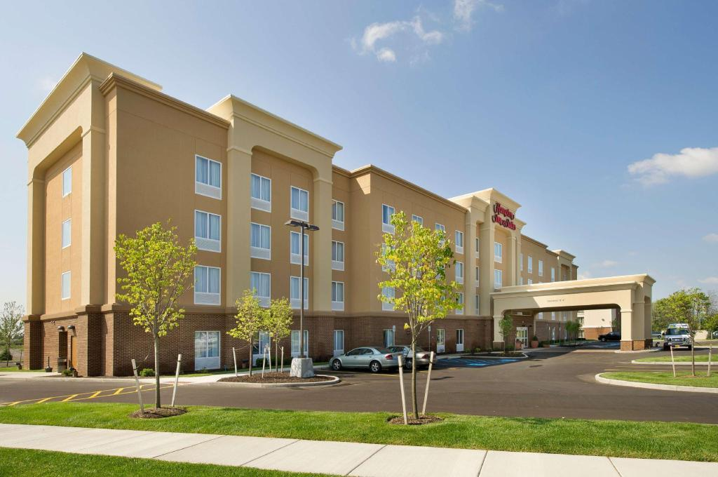 Hampton Inn & Suites Buffalo Airport