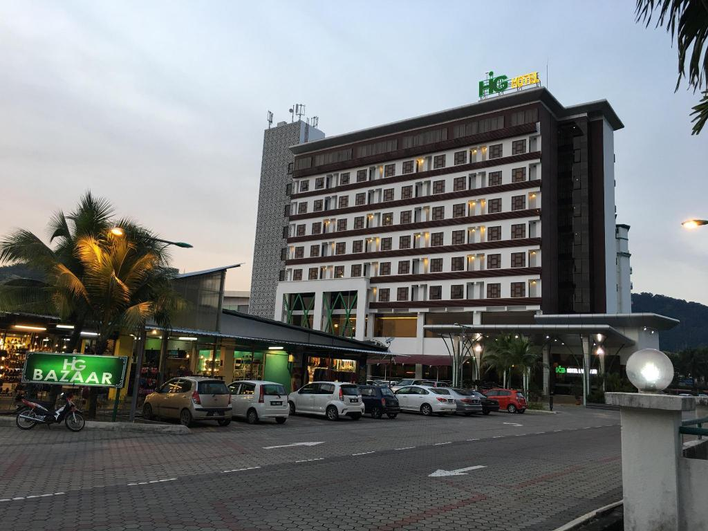 More about HIG Hotel