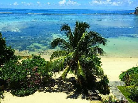 Crown Beach Hotel Seychellen Agoda Com