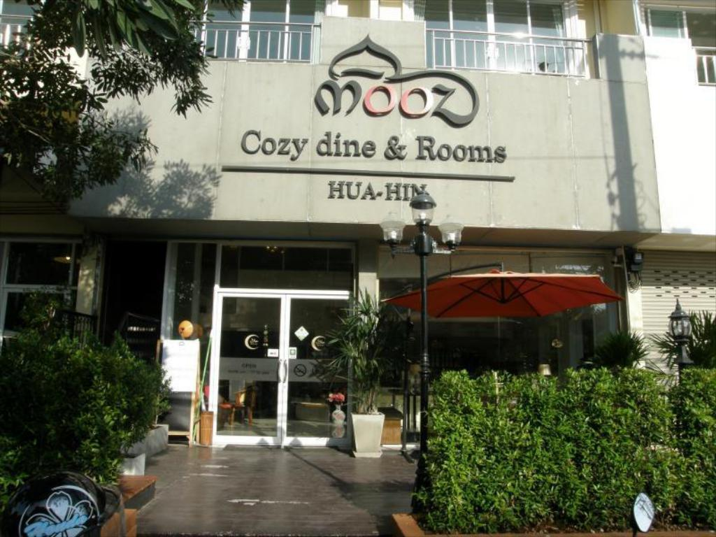 Подробнее о Mooz Hua Hin Cozy Dine and Rooms Hotel