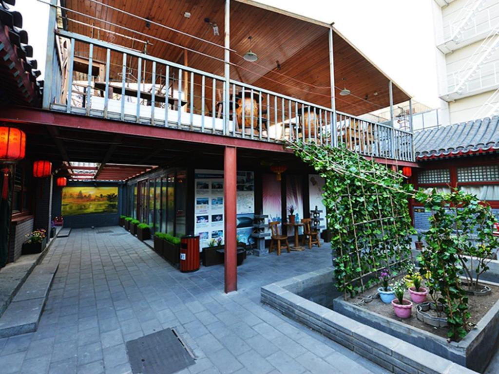 More about Happy Dragon Courtyard Hostel