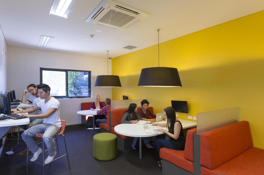 Interior view ECU Village Mount Lawley