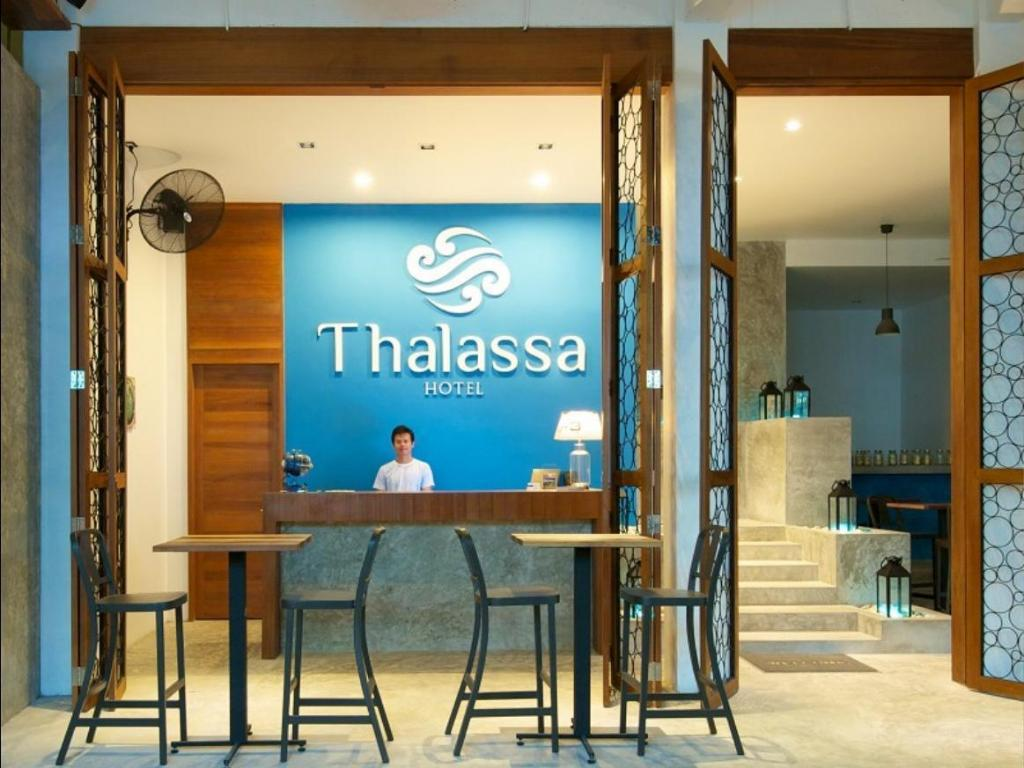 More about Thalassa Hotel