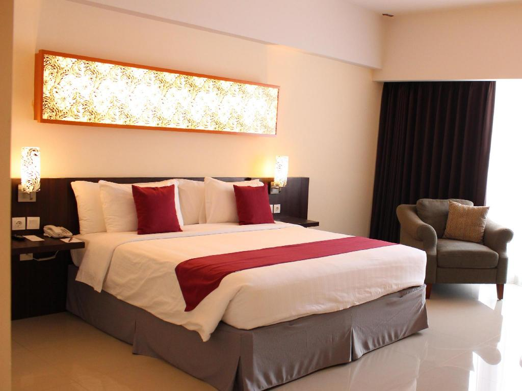 Deluxe Double Or Twin Bed Atria Hotel Malang