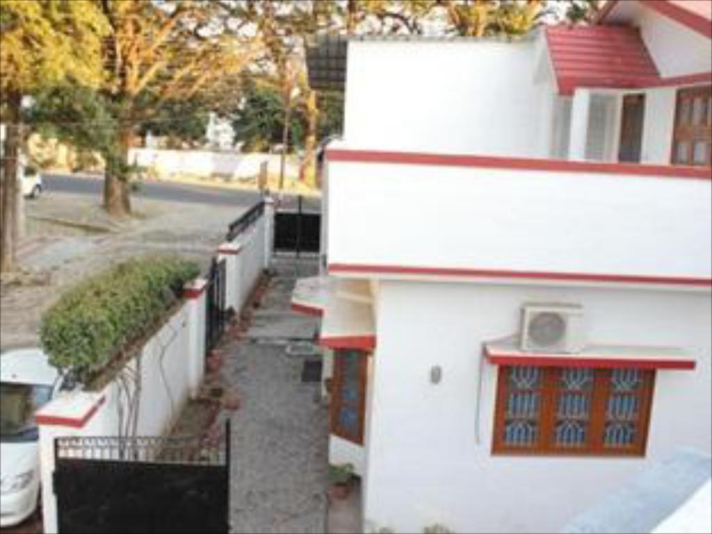 Exterior view Shree Lakshmi Guest House