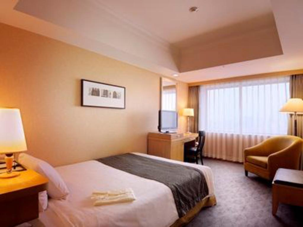 1 Single Bed Standard Non-Smoking - Pokoj ANA Crowne Plaza Hotel Grand Court Nagoya