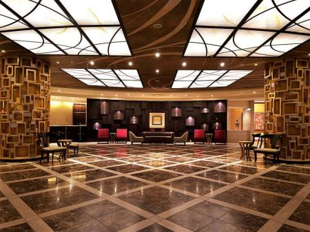 Lobby ANA Crowne Plaza Hotel Grand Court Nagoya