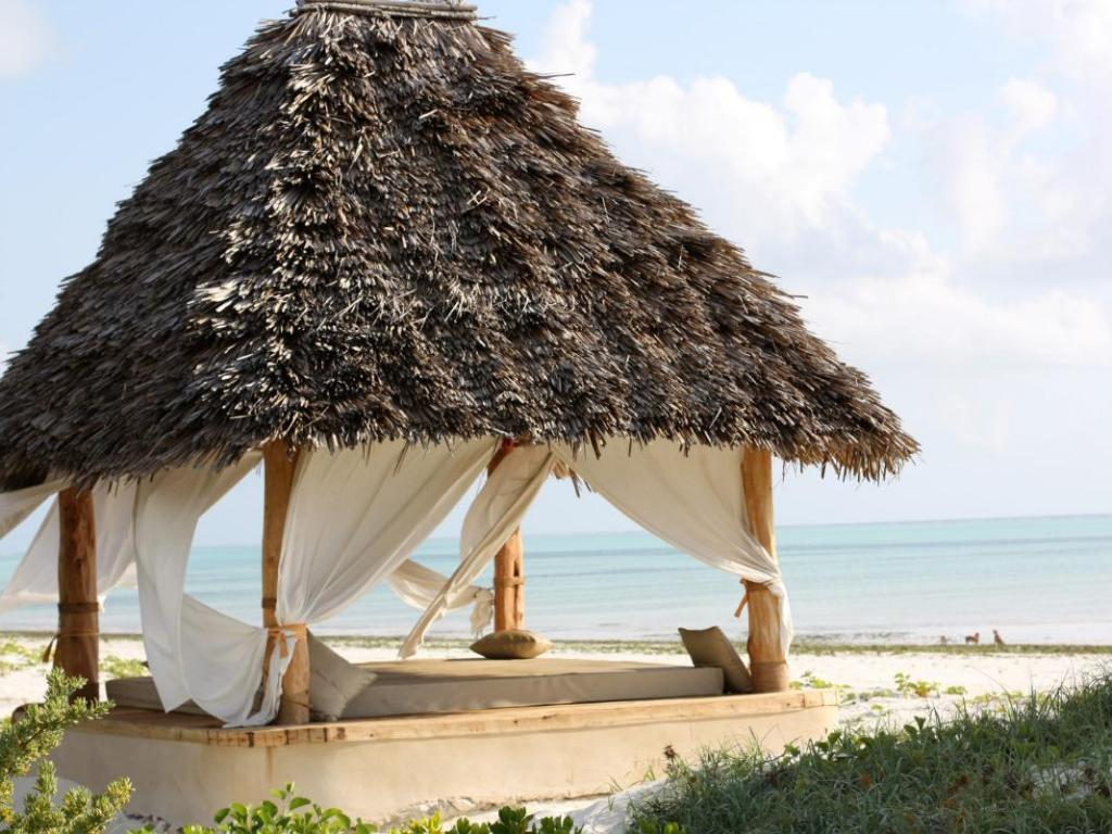 pláž Zanzibar White Sand Luxury Villas and Spa
