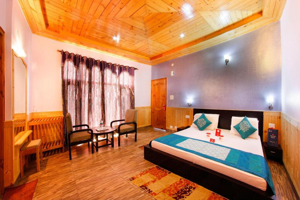 Executive Cottage - Guestroom Village Live In Resort Chail