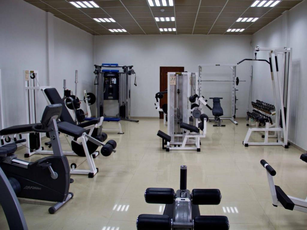 gimnasio Royal Nick Hotel