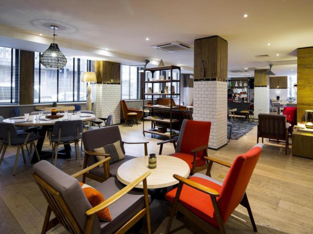 Qbic London City Hotel - Deals, Photos & Reviews