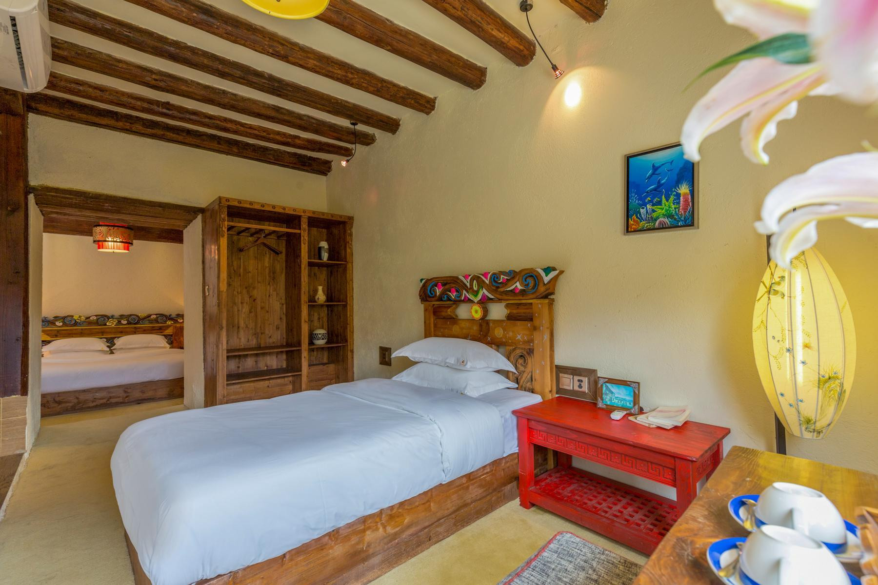 Boutique Family Suite(Courtyard 2)