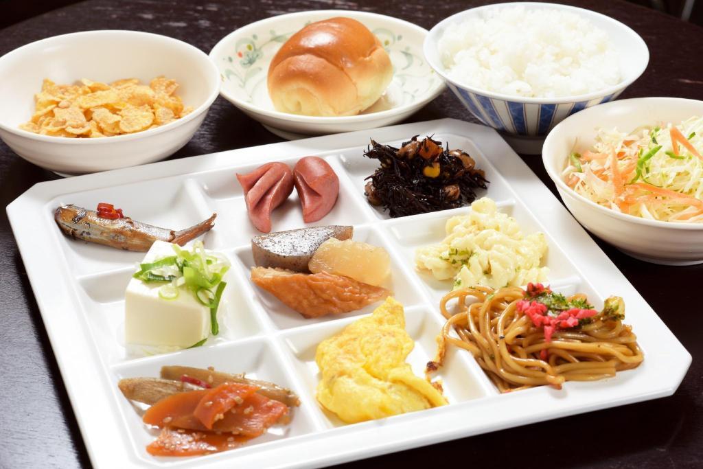 Kyoto Plaza Hotel Annex In Japan