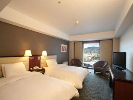 2 Single Beds Deluxe Non-smoking ANA Crowne Plaza Hotel Kyoto