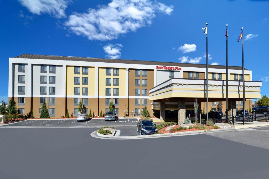 More About Best Western Plus Denver Tech Center Hotel