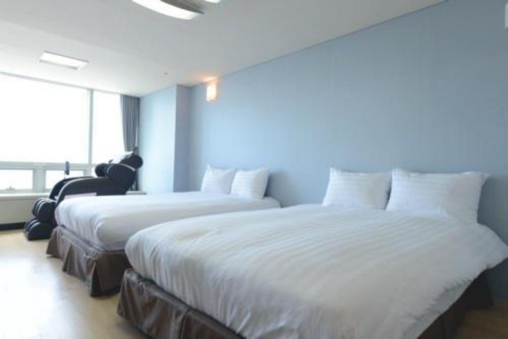 Hotellet indefra Airport Stay