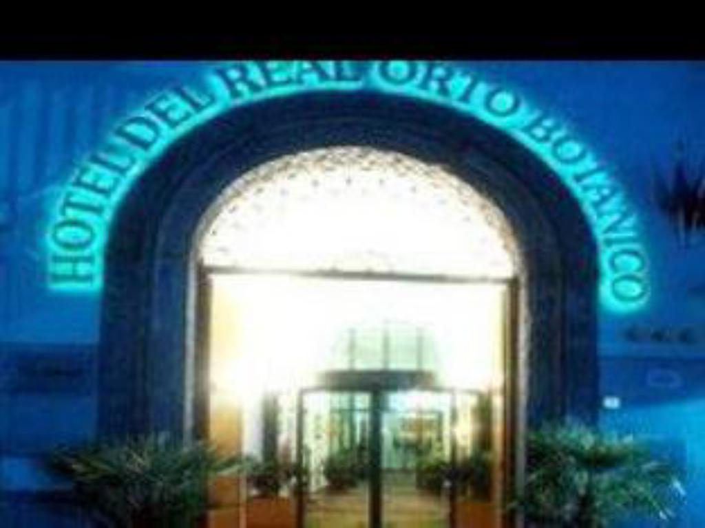 Hotel Del Real Orto Botanico In Naples Room Deals Photos