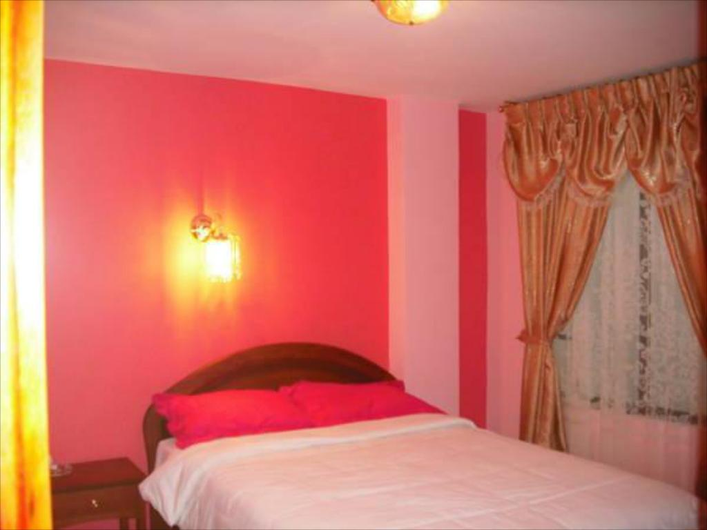 Double Room Hostal Canela y Miel