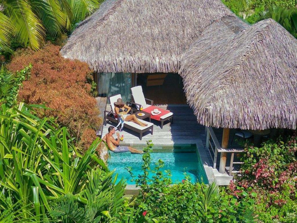 Best Price On Intercontinental Moorea Resort Spa In Moorea
