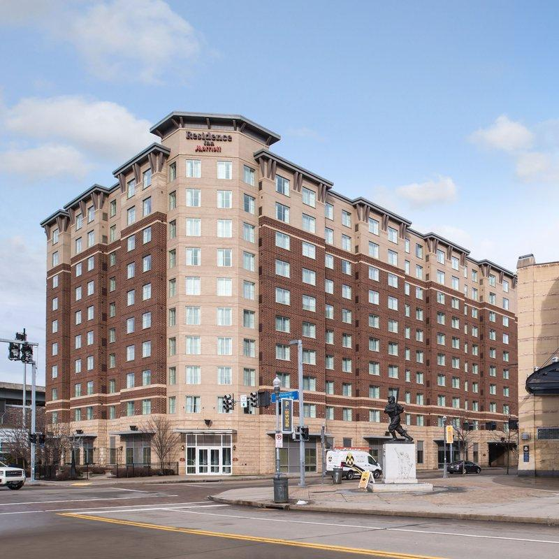 Residence Inn Pittsburgh North Shore Hotel Pittsburgh Pa Deals Photos Reviews