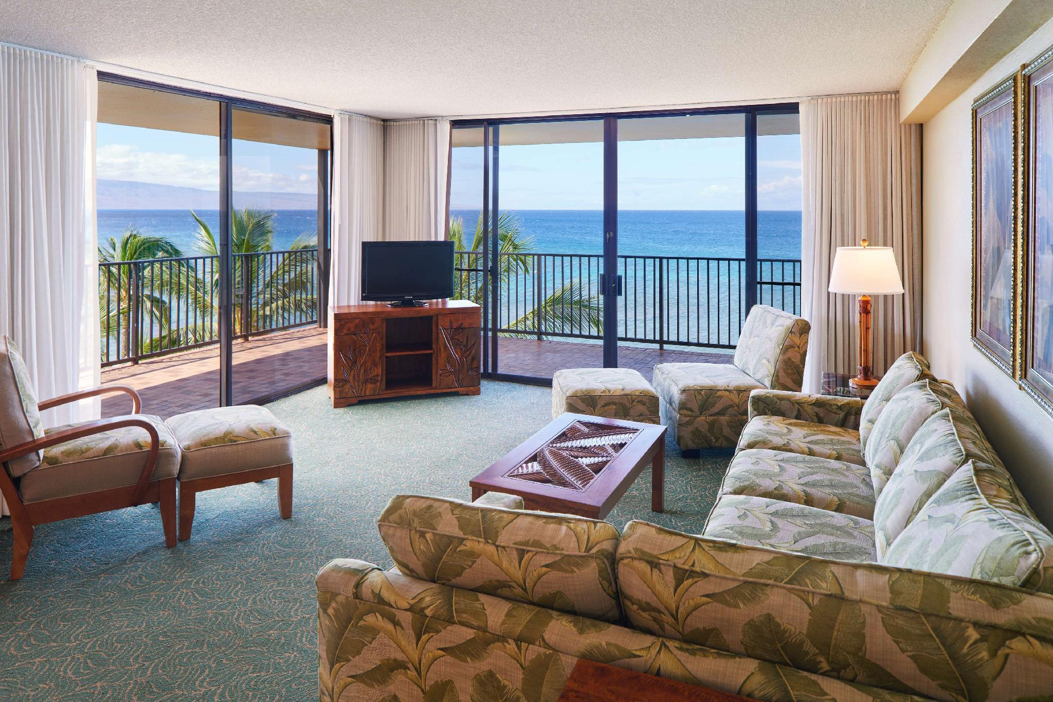 2 Bedroom Ocean Front Suite