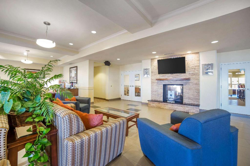 Lobby Comfort Inn & Suites Tooele-Salt Lake City