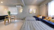 38sqm 1 bedroom, 1 private bathroom Apartament in Namba