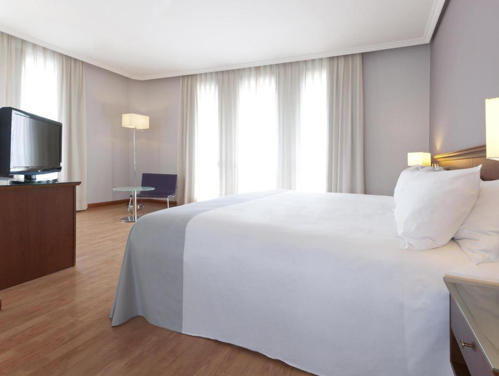 More about Tryp Madrid Cibeles Hotel