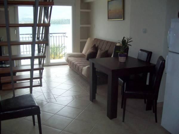 Duplex Apartment with Balcony and Sea View (3 Adults)