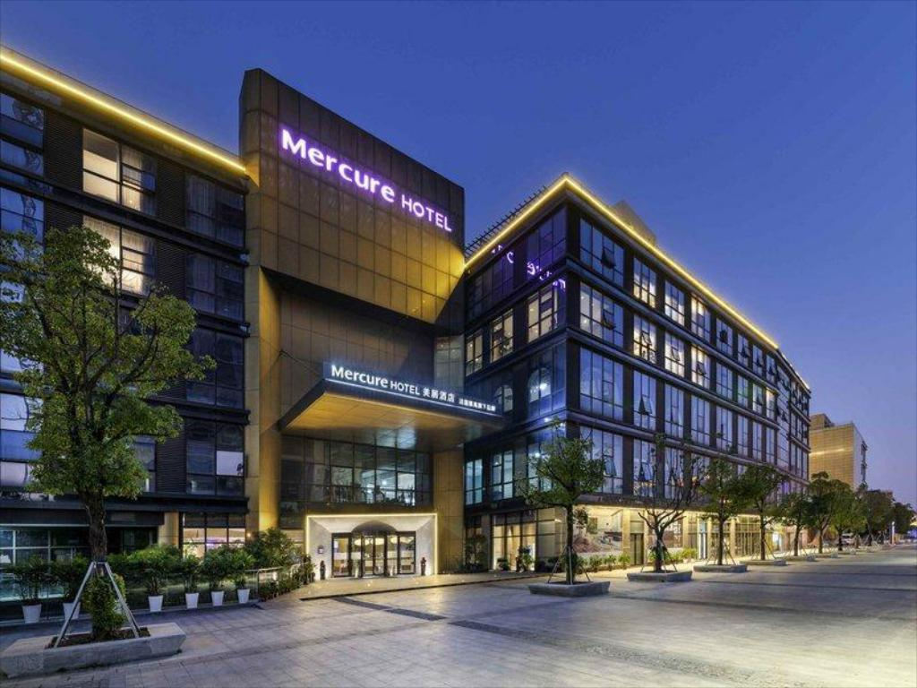More about Mercure Suzhou Downtown