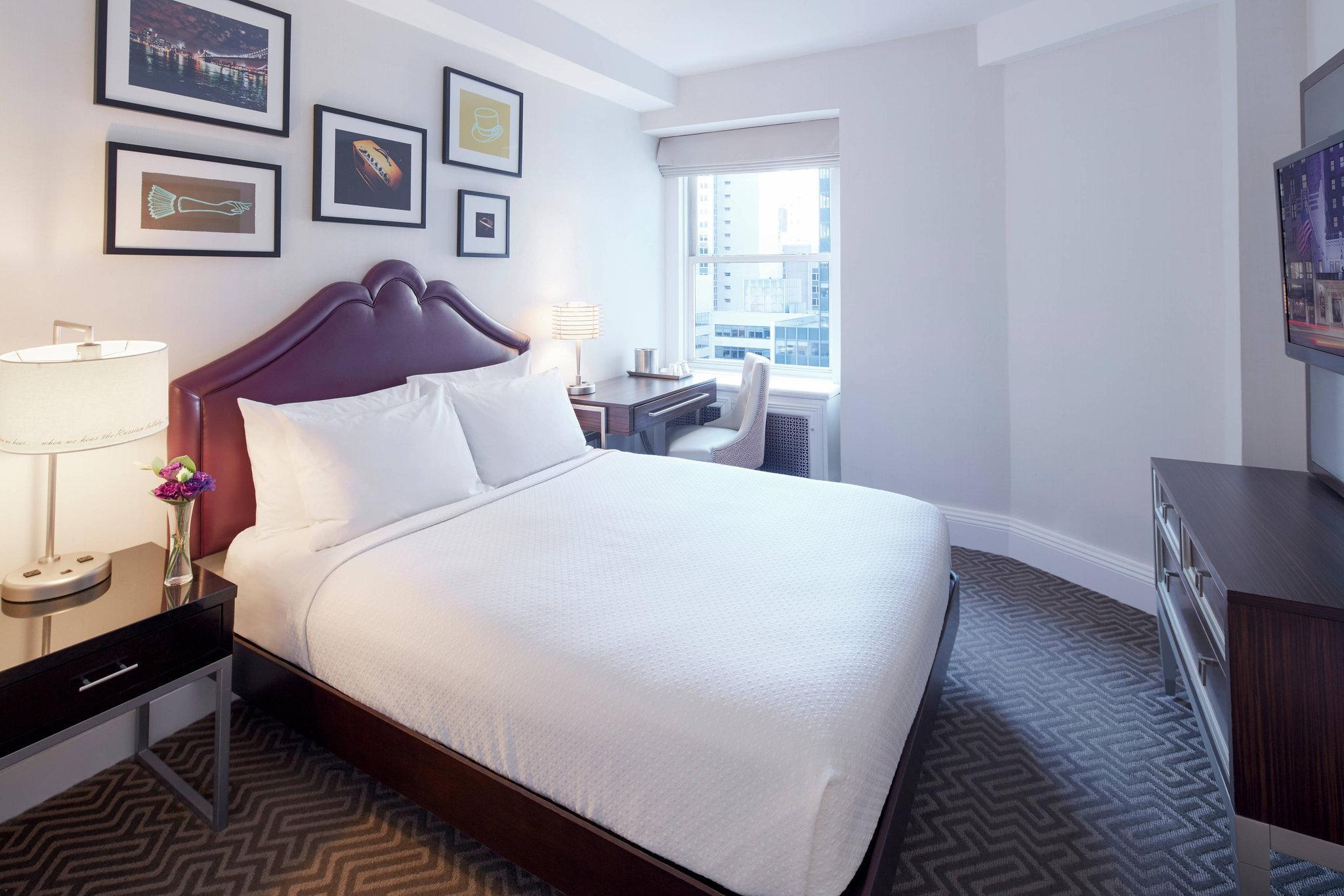 The Lexington Hotel Autograph Collection In New York Ny Room Deals Photos Reviews